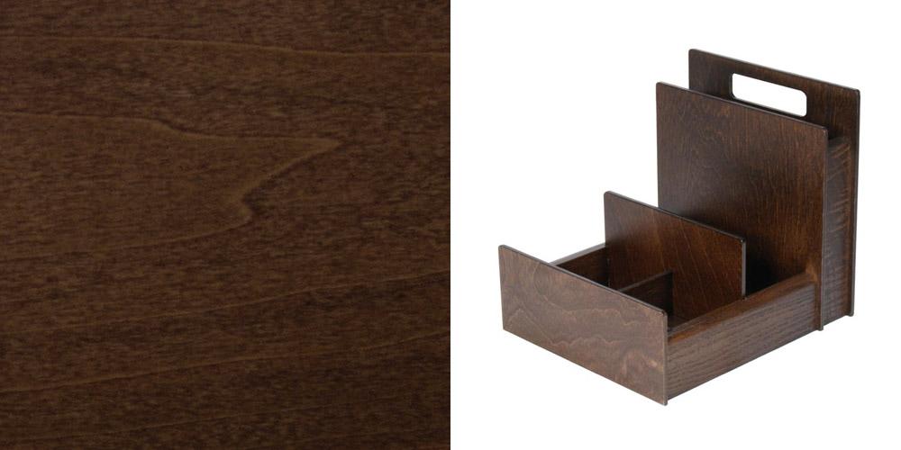 Dark Oak Plywood Finish