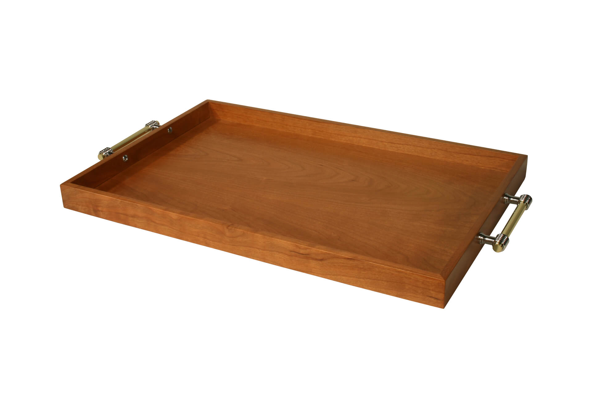 beautiful bespoke wooden tea tray for hotels and restaurants