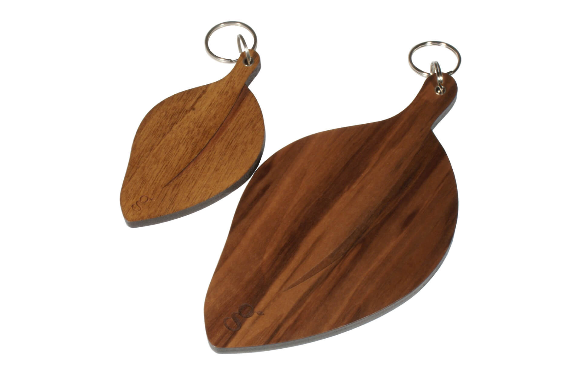 bespoke wood keychain tag for hotels and leisure industry