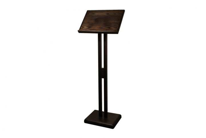 pub restaurant standing menu holder h-hs101