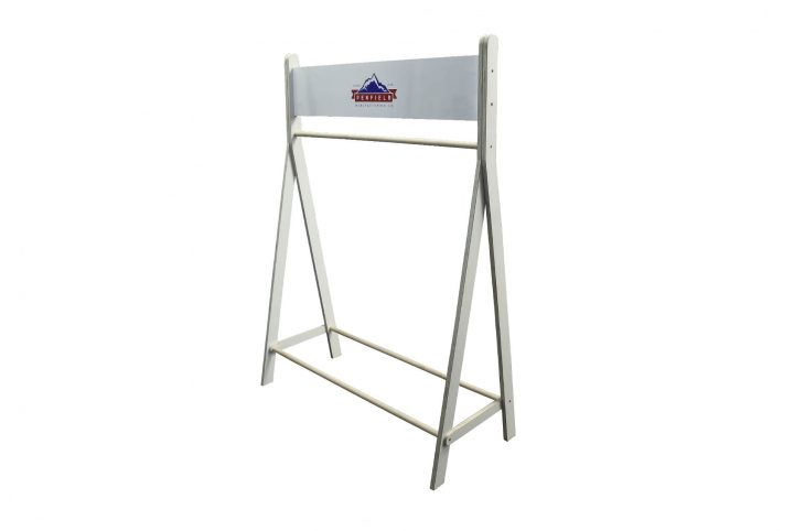 penfield clothes rack point of sale pos-142