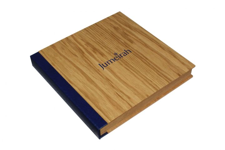 room folder box for luxury hotels h-rfb101