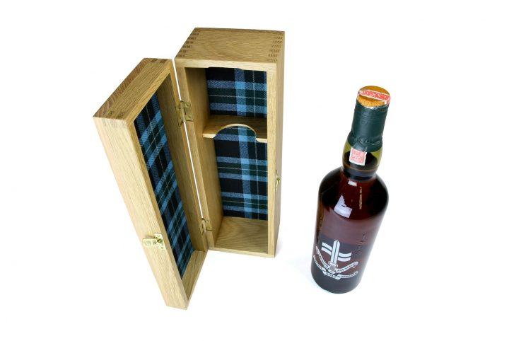 whisky boxes custom branding
