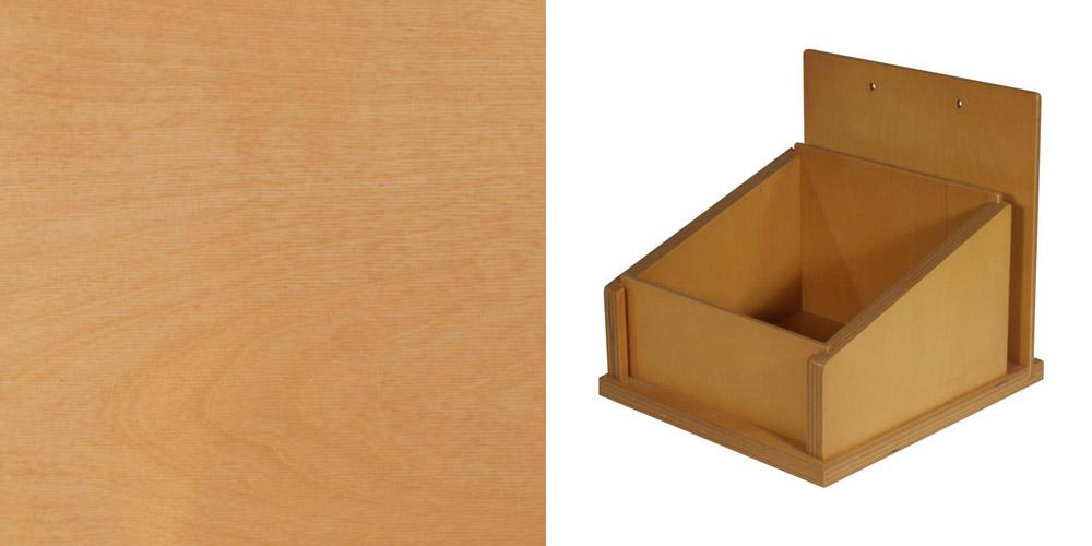 Beech Plywood Finish
